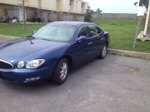 05 Buick allure saftied an E tested 3400$ low km