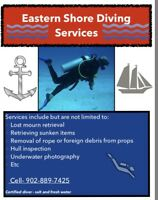 Eastern Shore Diving Services