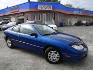 2004 Pontiac Sunfire SL AUTOMATIQUE A/C RADIO SONY CD AUX ESSUIS