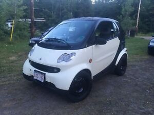 2006 Smart ForTwo Pure! New inspection! 0.8L Turbo Diesel Cheap!