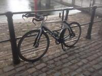 Triathlon road bike