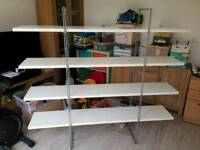 Ikea Enetri shelving unit