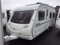 STERLING CRUACH MHAIRI 2007- FIXED BED 4 BERTH