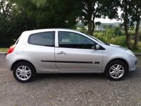 Renault clio 1.2 Low Mileage Full service History