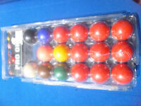 Mini Pool Table Set Kids Children Gifts Game Billiards Toys Snooker