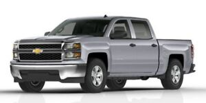 2015 Chevrolet Silverado 1500 4X4 CREW LT Accident Free,  Blueto