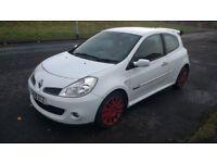 renault clio sport 197 2.0 petrol 6speed manual 2008 08 plate
