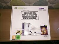 Limited Edition Star Wars Xbox 360