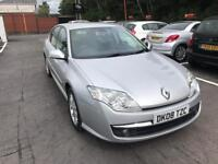 ***RENAULT LAGUNA 2008 ONLY 58,000 MILES FULLY LOADED***