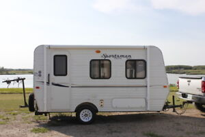 14ft Sportsman camper