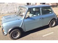 AUSTIN MINI MAYFAIR - GREAT CONDITION -