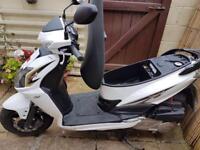 Sym jet 4 125cc Moped