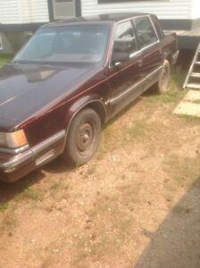 1990 Chrysler Dynasty