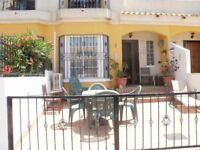 UNEXPECTEDLY BACK AVAIL PRIME WEEK IN 3 BED HSE NR ALICANTE 5-12TH SEPT ONLY £300