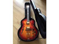 Ibanez AF 155 Hollow Body Guitar
