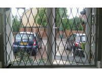 WINDOW / DOOR SECURITY GRILL 110cm x 100cm