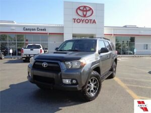 2010 Toyota 4Runner SR5 TRAIL EDITION REMOTE STARTER