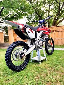 CRF 450 2005 with ownership