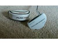 Taylormade Raylor Ghost Putter golf club Taylor made