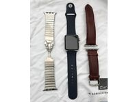 Apple I Watch series 2 stainless steel