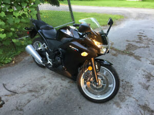 Honda cbr 250R ABS - VERY LOW KMS