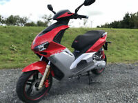 Neco GPX 50cc 2 stroke Liquid cooled Moped BRAND NEW