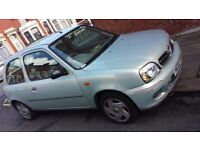 NISSAN MICRA 1.0 .. £225 no offers Cheap