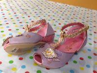 Disney Store Rapunzel shoes size 7-8