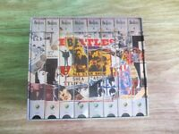 The Beatles Anthology (VHS, 1996, 8-Tape Box- Set) never been played