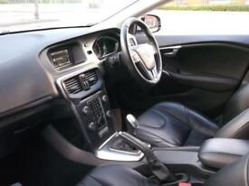 2013 Volvo V40 D2 SE Lux with Cruise Control Manual Diesel Hatchback