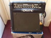 Crate KXB 15 Full Range Keyboard Amplifier