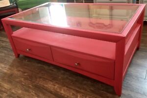 Gorgeous Coral Coffee Table