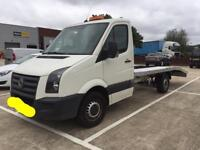 2007 VW CRAFTER 2.5 TDI RECOVERY TRUCK