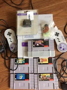 Ultimate snes lot