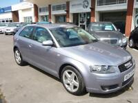 AUDI A3 1.6 SPECIAL EDITION 16V 3d 101 BHP (silver) 2005