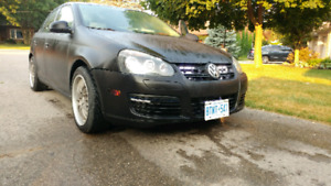 2007 Blackout 2.5L Jetta
