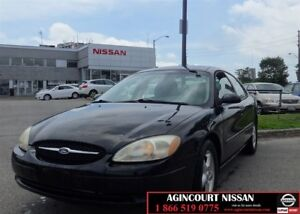 2001 Ford Taurus SE |AS-IS SUPER SAVER|