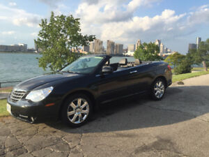 2010 Chrysler Sebring Limited Hard Top Convertible