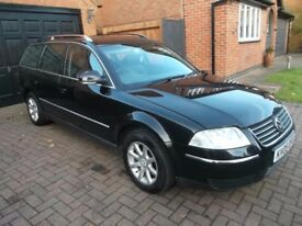 Spares or Repair - Volkswagen Passat 2.0 TDI Highline