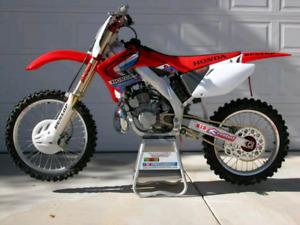 2002 Honda cr 250 2 stroke