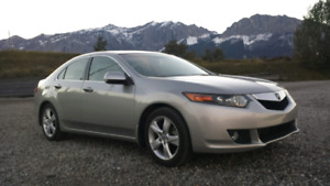 2009 Acura TSX premium, leather, auto