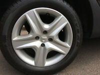 Wheel rims for Dacia.