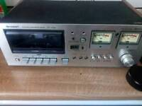 Sharp Stereo Cassette Deck