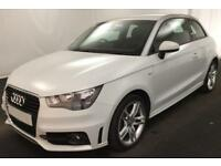 Audi A1 FROM £62 PER WEEK!