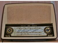 Ekco U319 A Valve Radio 1950s (JUST REDUCED )