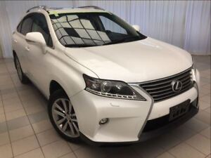 2015 Lexus RX 350 Touring Package: 1 Owner, Navigation.