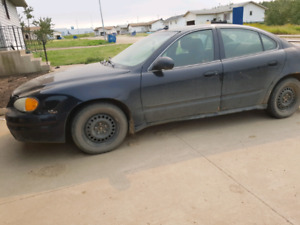 Selling for parts.