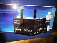 Chauvet smoke machine