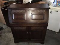 TWO WRITING BUREAU/DRESSER IN EXCELLENT CONDITION CAN ARRANGE DELIVERY
