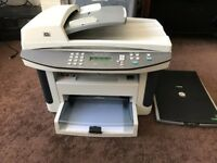 HP M1522n LaserJet Multifunction Printer & Scanner